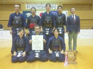 第63回千葉県民大会剣道競技